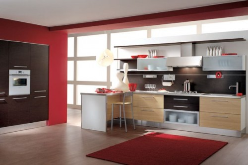 Great Italiano Kitchen Interior Designs