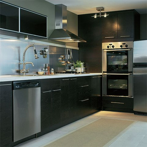 Great Kitchen Design with Modern Style