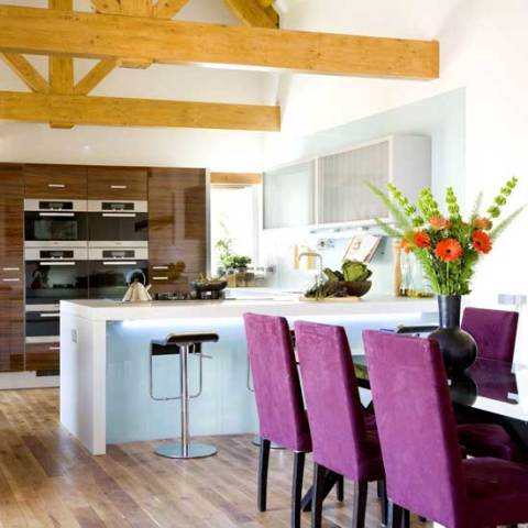 Great Kitchen with Dining Room Art Designs
