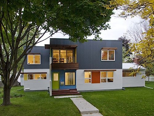 Great Modern Green Homes Architecture