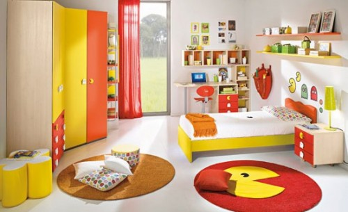 Happy Children Room Designs Inspiring