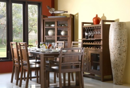 Italian Dining Room Designs Idea