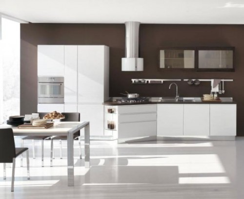 Italian Kitchen Type Design Concept 500x408 Various Designs And Kitchen Type