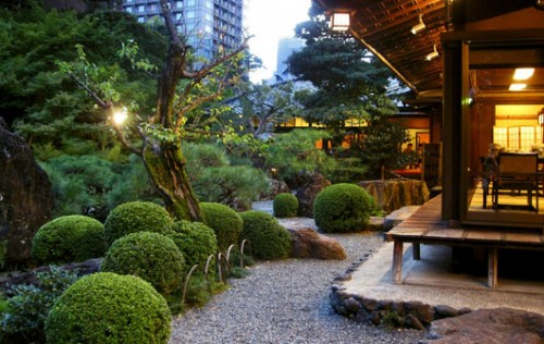 Japanese Garden Concept Ideas in 2011 500x316 Create Garden with Pressing Preparation Costs Tips