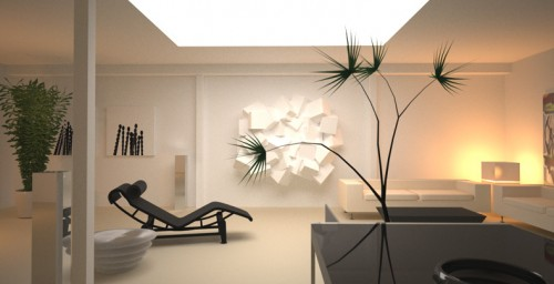 Japanese Interior Designs with Luxury Room Designs