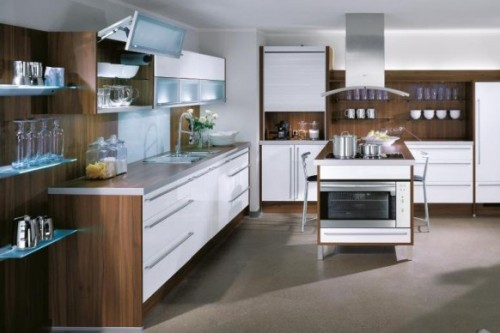 Kitchen for 2012 Designs Concept