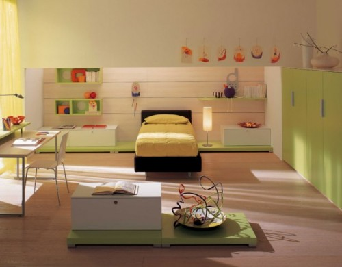 Luxurious Children Room Ideas in 2011 Trends