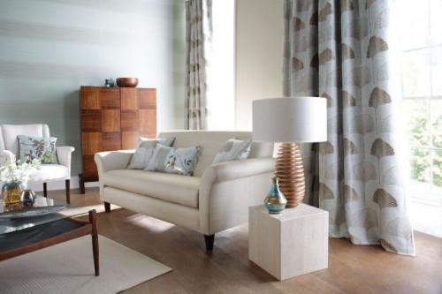 Luxurious Curtains Home Ideas for 2011 Trends