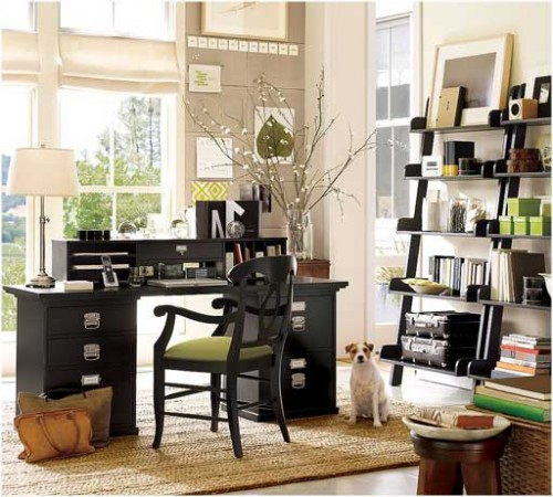 Luxurious Home Office Room Designs Artistic