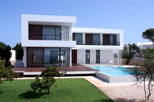 Luxurious Minimalist Home for 2011 Trendy 500x333 No Fences Make Home Page Appears Area