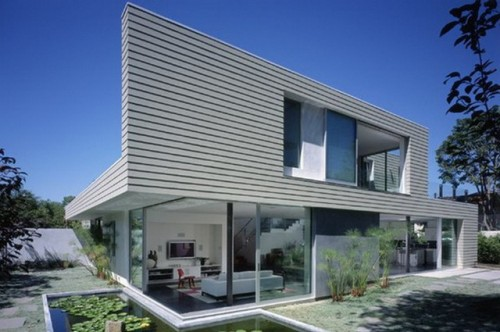 Luxurious Minimalist House Design Contemporary