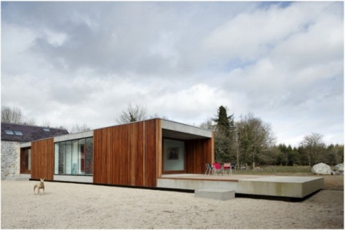 Luxurious Minimalist House Designs for 2012 Art