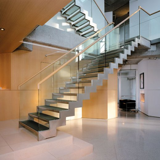 Luxurious Wood Stairs Inspiring Design