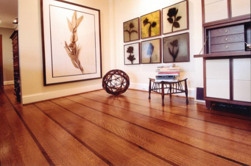 Luxurious Wooden Floor Inspiring Art
