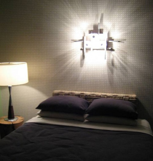 Luxury lighting bedroom wall ideas