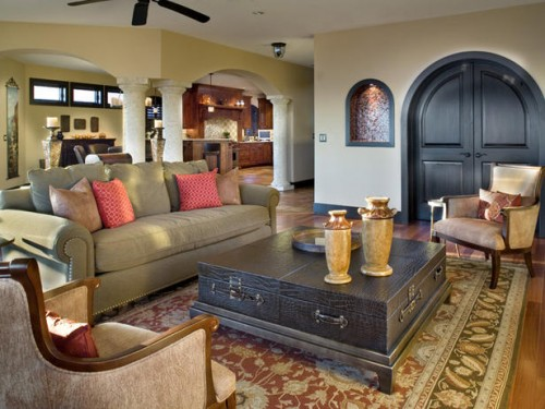 Mediterranean Living Room Design Design Artistic 500x375 Create Mediterranean Feel In Your Living Room