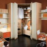 Minimalist Cupboard Bedroom Designs with Colorful Artistic 150x150 New Cupboard for Women with Sliding Door Designs