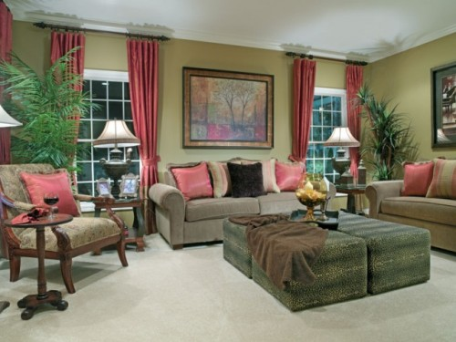 Minimalist Family Room Designs in 2012