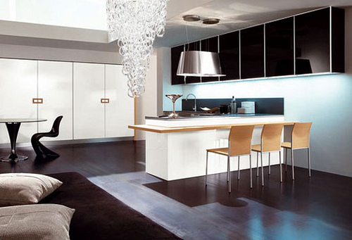 Minimalist Kitchen Desigsn for Inspiring Ideas