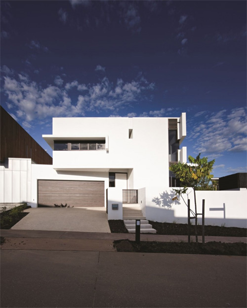 Minimalist Modern Home Designs for 2012
