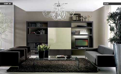 Modern Living Room in 2012 According to Feng Shui | Love Design ...