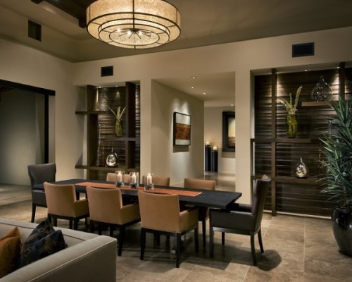 Modern Dining Room Type Architecture