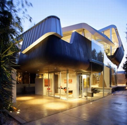 Modern Home Designs Inspiring Art