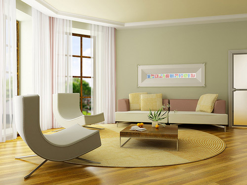 Modern Interior Room for Enjoy Room Designs