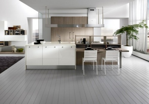 Modern Kitchen Type Model Design