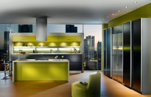 Modern Kitchens Designs with Hotel Kitchens Designs