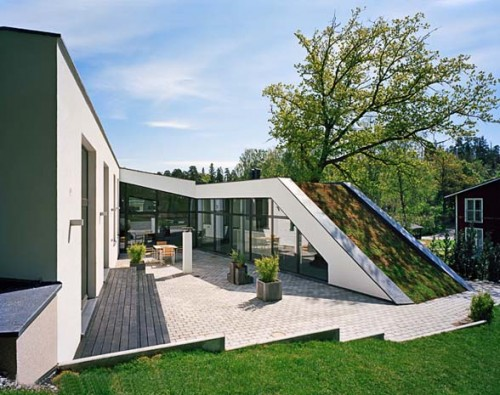 Modern Minimalist Home Architecture for 2011 Trendy