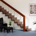 Modern Wood Stairs Home Design in 2011 150x150 Modern Wood Stairs House Interior Designs