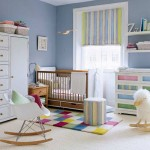 Modern baby room design ideas 150x150 Full Color BAby Decorating Interior Designs