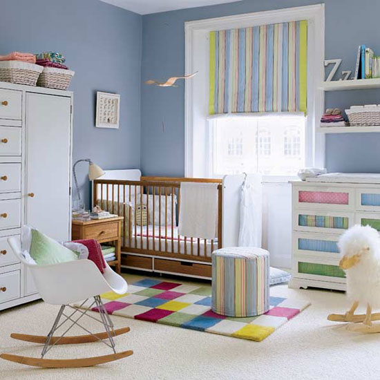 Modern baby room design ideas