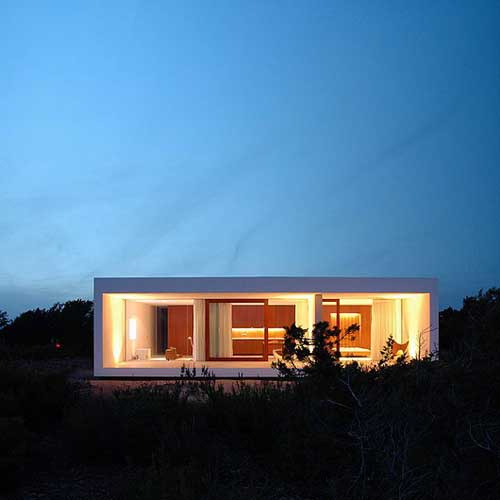 Natural Minimalist Home Designs Art
