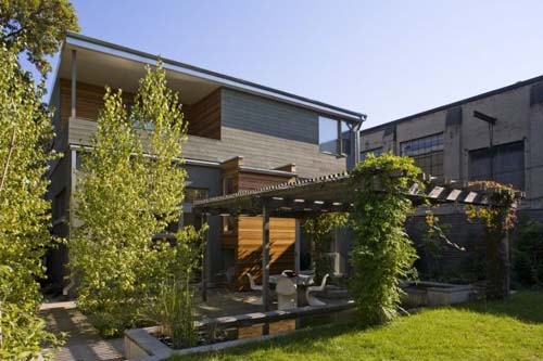 Natural Simple House Design Architecture
