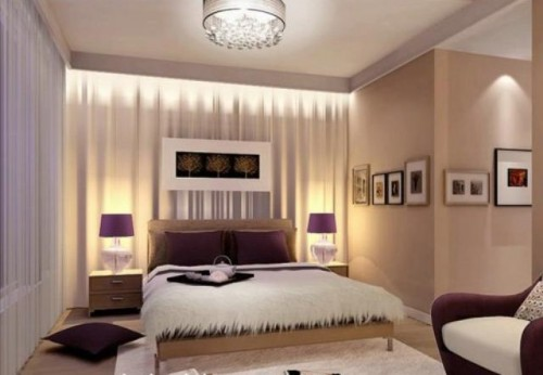 New Ceiling Bedroom Design for Modern Art