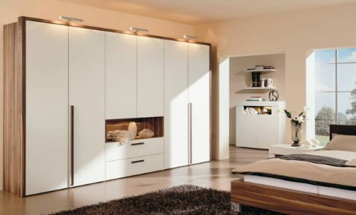 New Cupboard for Women with Sliding Door Designs