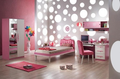 New Girls Bedroom Interior Designs Architecture