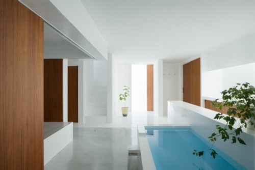 New Minimalist Interior Performance Design