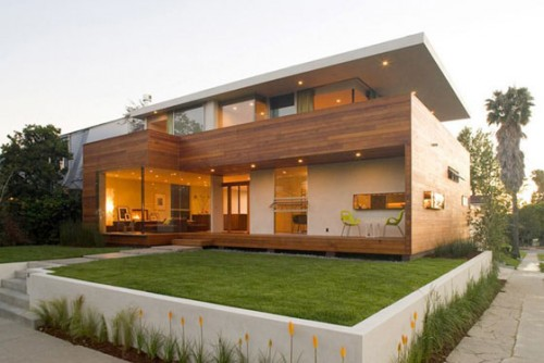 New Modern Home Designs Architecture