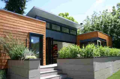 New Modern Home for 2012