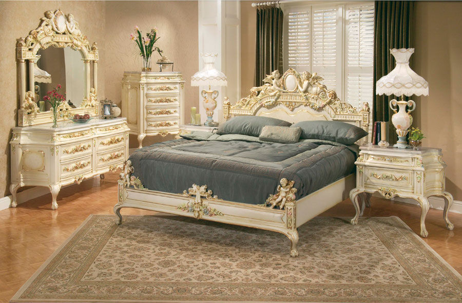 Simultaneously Luxury Bedroom Fun With Style Victorian | Love ...