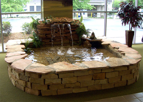 New Water Fountain Designs Art Touch of Elements From Water Fountain In Your Home 