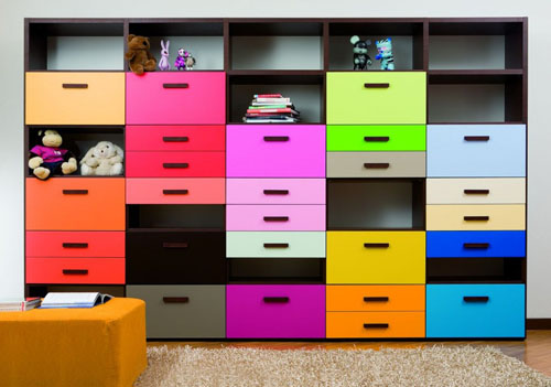 Nice Children Cupboard Design in 2011 Trends