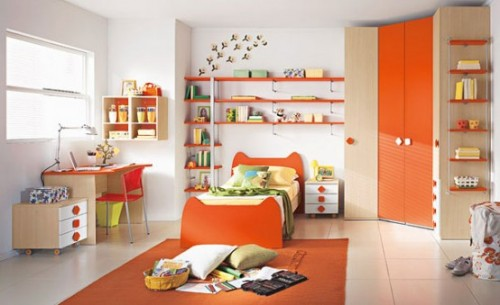 Nice Children Room Architecture