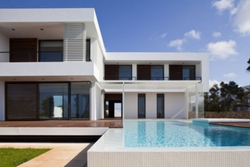 Nice Minimalist Home Design 2012