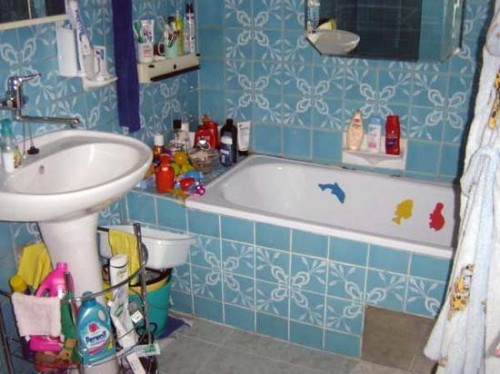 Simple Children Bathroom Designs