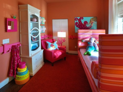 Simple Decor Ideas for Kids Bedroom