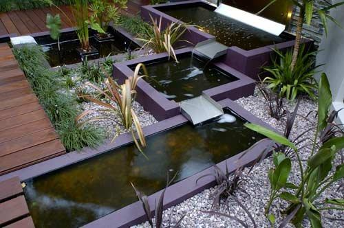 Simple Fishpond Design Ideas Various Fishpond Design Ideas